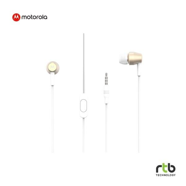 Motorola หูฟัง In-Ear รุ่น Pace 200 - Gold