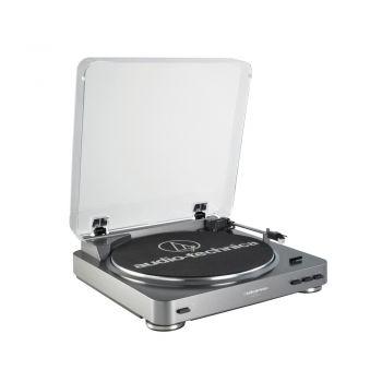 Audio Technica ATH-LP60 Automatic Turntable เครื่องเล่นแผ่นเสียงอัตโนมัติ