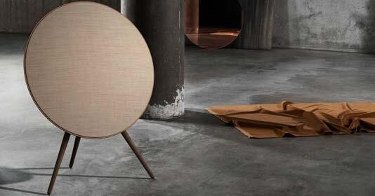 B&O ลำโพง รุ่น Beoplay A9 4.G Multiroom Speaker WIFI, GVA - Bronze