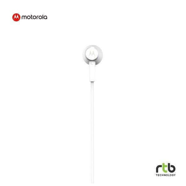 Motorola หูฟัง In-Ear รุ่น Pace 200 - Silver