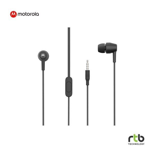 Motorola หูฟัง In-Ear รุ่น Pace 200 - Black
