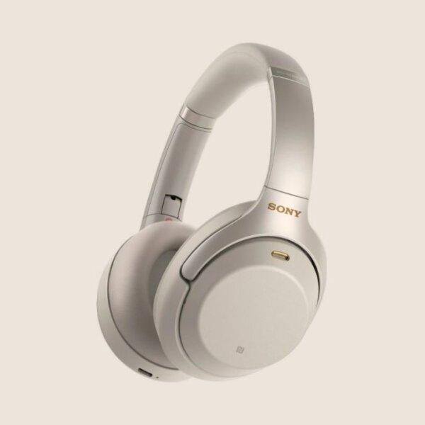 Sony หูฟังไร้สาย รุ่น Sony WH-1000XM4 Wireless Headphone Active Noise Canceling