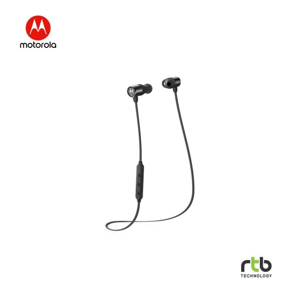 Motorola หูฟังบลูทูธ รุ่น VerveLoop 200 - Black