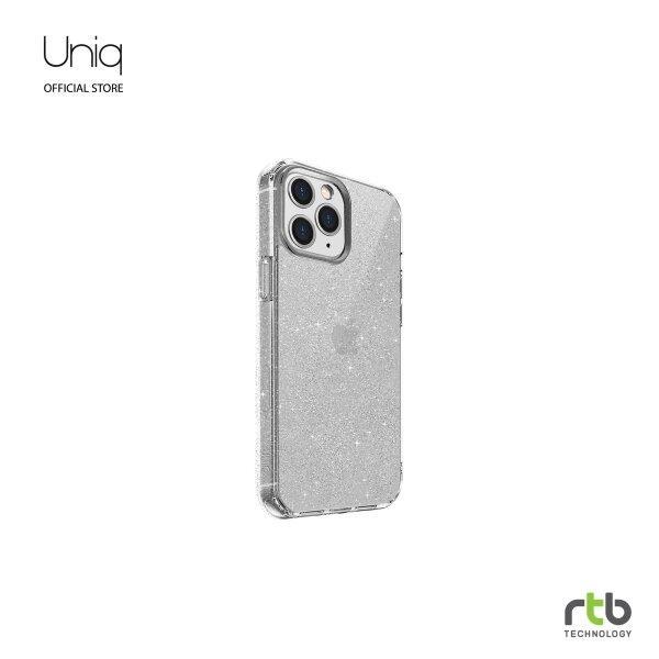 UNIQ Hybrid เคส iPhone 12 PRO MAX(6.7) Anti Microbial รุ่น LifePro Tinsel - Clear