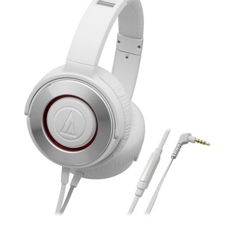 Audio-Technica ATH-WS550IS SOLID BASS