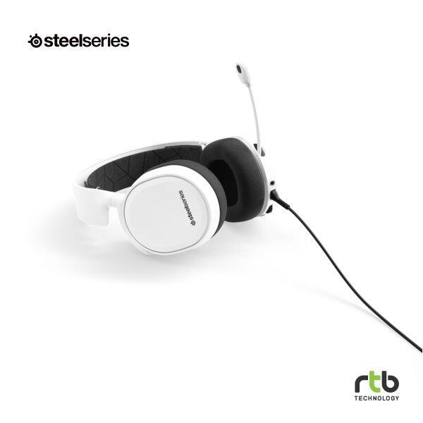 SteelSeries หูฟังเกมมิ่ง 7.1 รุ่น Arctis 3