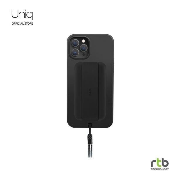 UNIQ HYBRID IPHONE 12 PRO MAX (6.7) เคสโทรศพท์ รุ่น HELDRO - Black