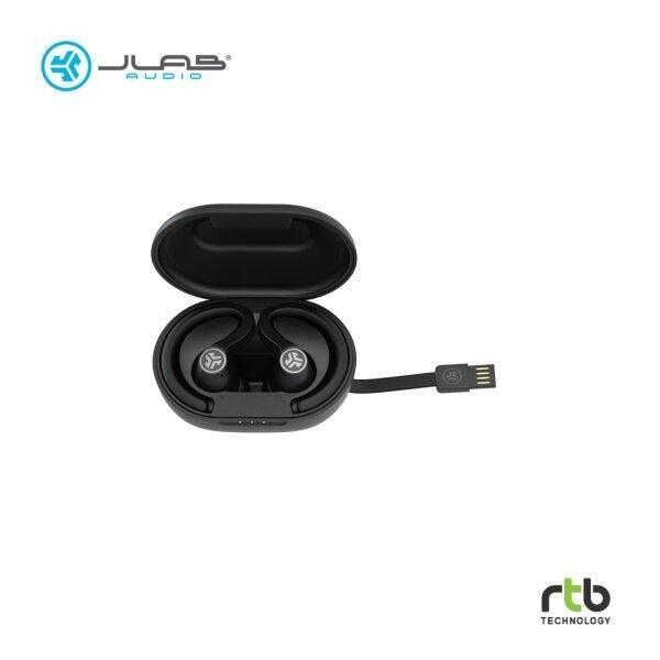 JLAB หูฟัง True Wireless รุ่น JBuds Air Sport - Black