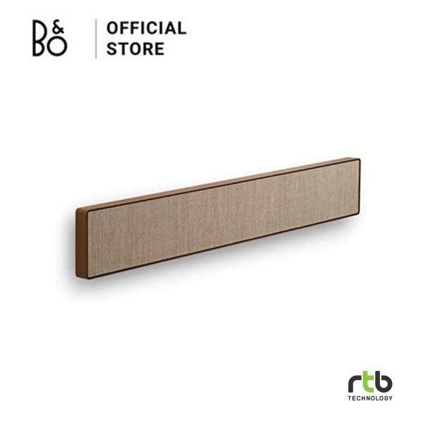B&O Soundbar Speaker รุ่น Beosound Stage (พร้อม Cover ลายลิขสิทธิ์พิเศษ) Bronze Tone/Warm Taupe + Cover ลายลิขสิทธิ์พิเศษ