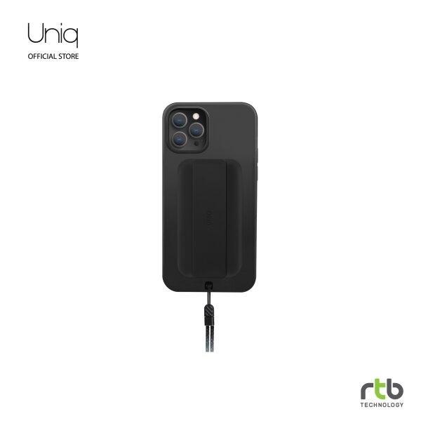 UNIQ HYBRID IPHONE 12/12 PRO (6.1) เคสโทรศัพท์ รุ่น HELDRO - Black