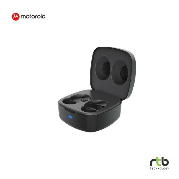 Motorola หูฟังไร้สาย True Wireless รุ่น VerveBuds 100 - Black