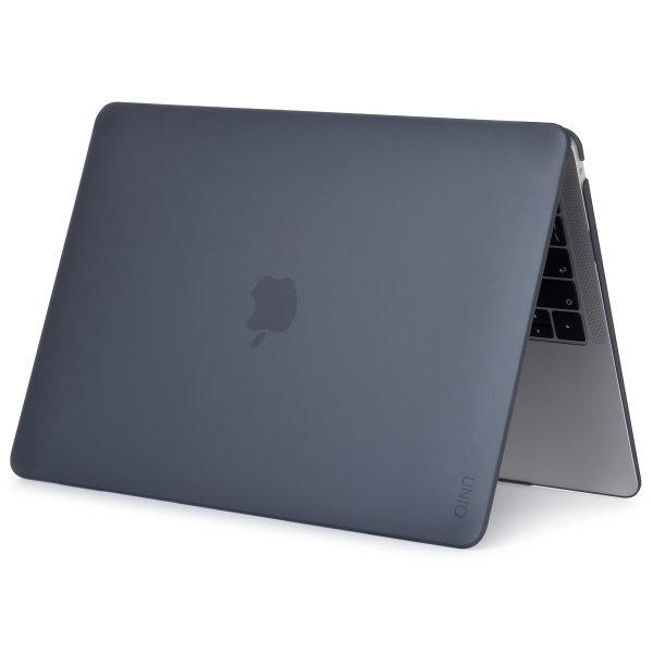 Uniq เคส MacBook Air 13 (2018) รุ่น HuskPro Frost - Smoke