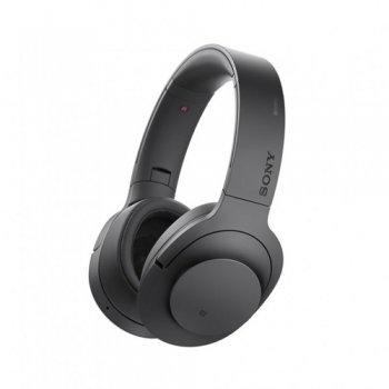 หูฟัง Sony MDR100ABN - Black
