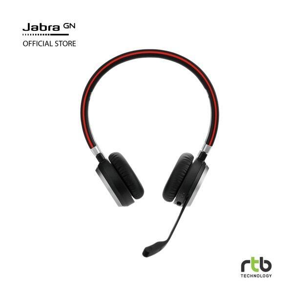 หูฟัง Jabra Call Center รุ่น Evolve 65 MS Stereo