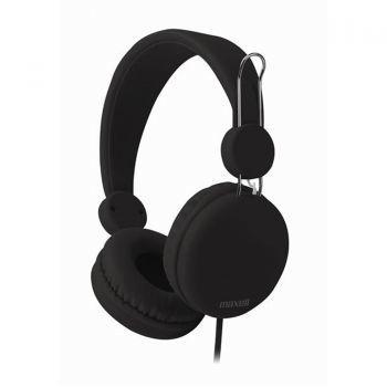 หูฟังเพลง On Ear พร้อมไมค์ Maxell SMS10S