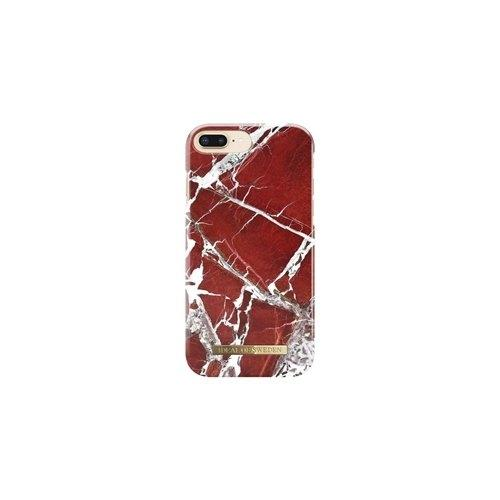 IDEAL FASHION CASE S/S 18 IPHONE 8/7/6/6S PLUS - RED MARBLE