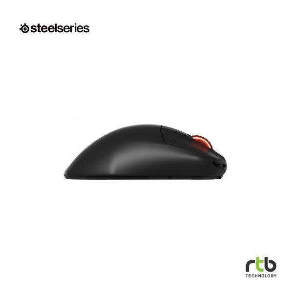 SteelSeries เม้าส์เกมส์มิ่ง ไร้สาย RGB รุ่น Prime Wireless - Black