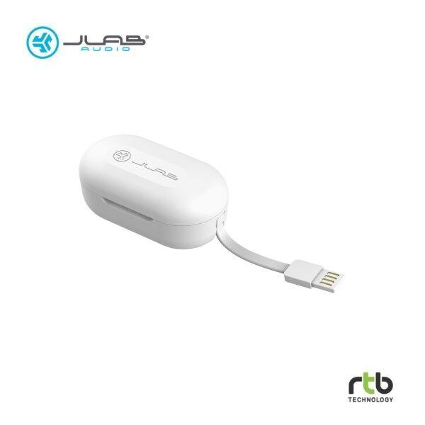 JLAB หูฟัง True Wireless รุ่น JBuds Air - White