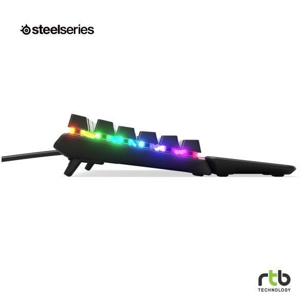 SteelSeries คีย์บอร์ดเกมมิ่ง Apex 7 TKL Gaming Keyboard