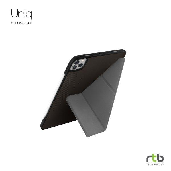 Uniq เคส iPad Pro 11 (2020) รุ่น Transforma Rigor Pro - Charcoal
