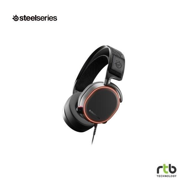 SteelSeries หูฟังเกมมิ่ง 7.1 DTS รุ่น Arctis Pro RGB
