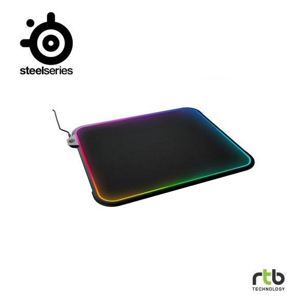 SteelSeries แผ่นรองเมาส์ เกมมิ่ง RGB รุ่น QCK Prism