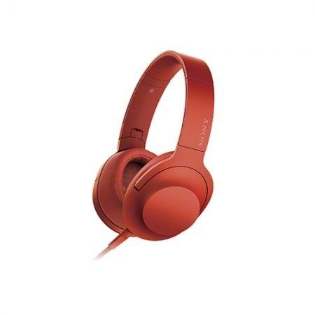 หูฟัง Sony MDR100AAP - RED