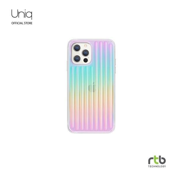 UNIQ COEHL IPHONE 12 PRO MAX (6.7) เคสโทรศัพท์ รุ่น LINEAR - Iridescent