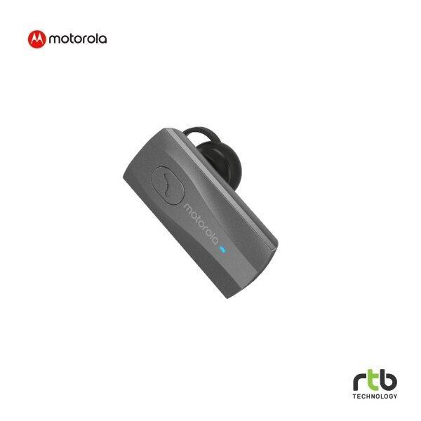 Motorola หูฟังบลูทูธ รุ่น HK105 Bluetooth Headset - Black