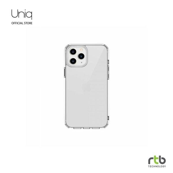 UNIQ Hybrid เคส iPhone 12/12 PRO (6.1) Anti Microbial รุ่น LifePro Xtreme  - Clear