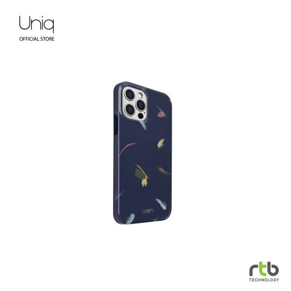 UNIQ COEHL IPHONE 12/12 PRO (6.1) เคสโทรศัพท์ รุ่น REVERIE - Blue