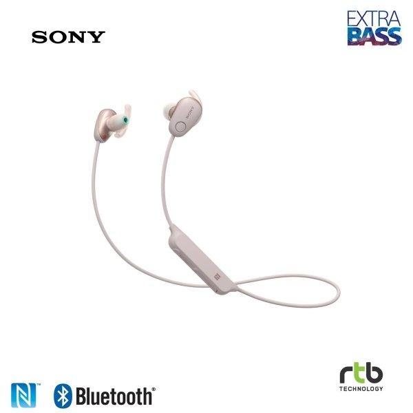 Sony หูฟังไร้สาย รุ่น Extra BASS WI SP600N