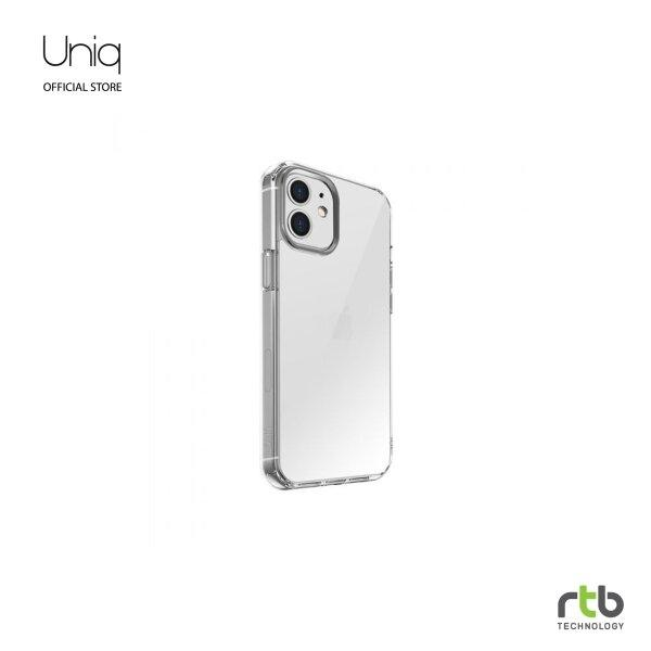 UNIQ Hybrid เคส iPhone 12 Mini(5.4) Anti Microbial รุ่น LifePro Xtreme  - Clear