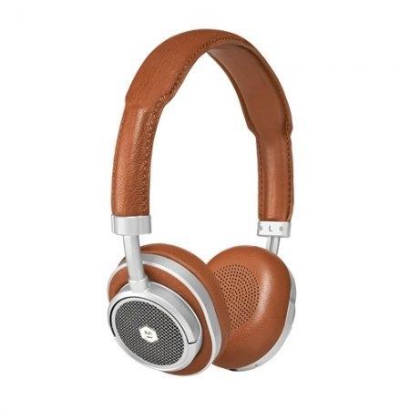 Master & Dynamic หูฟังบลูทูธไร้สาย MW50+ - BROWN/SILVER