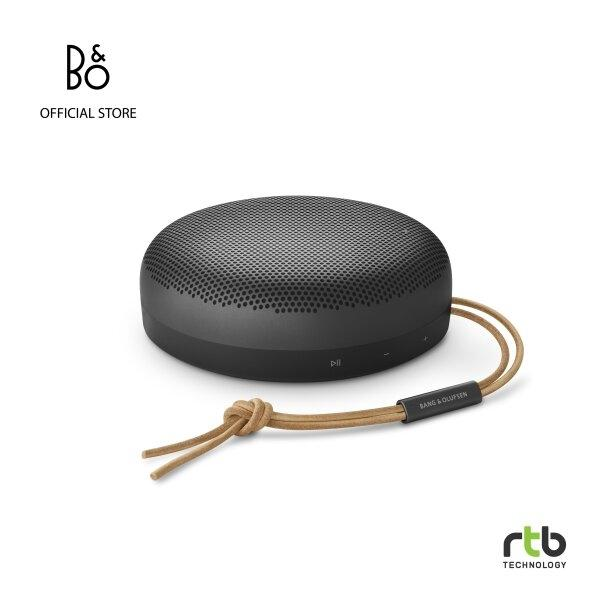 B&O ลำโพงบลูทูธ รุ่น Beosound A1 2nd GEN Portable Bluetooth Speaker - Black Anthracite