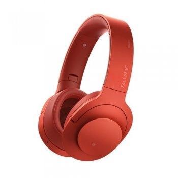 หูฟัง Sony MDR100ABN - Red