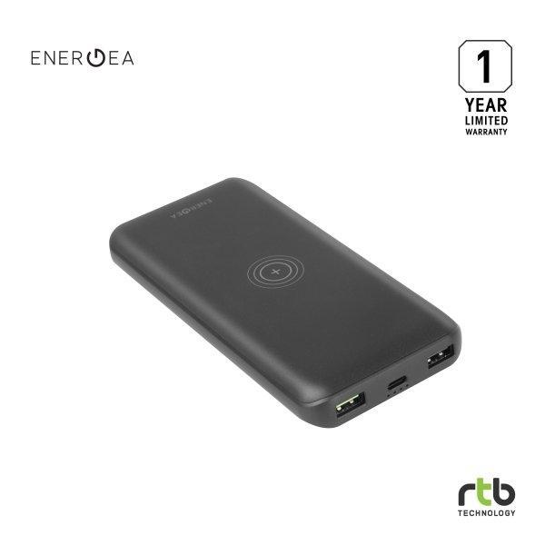 Energea Power Bank Wireless Charging EnerPac WPF2001 18000mAh