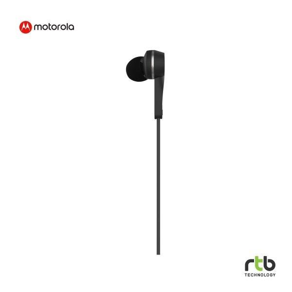 Motorola หูฟัง In-Ear รุ่น Pace 125 - Black