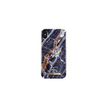 iDeal of Sweden Fashion Case A/W 17 iPhone XS Max - Midnight Blue Marble