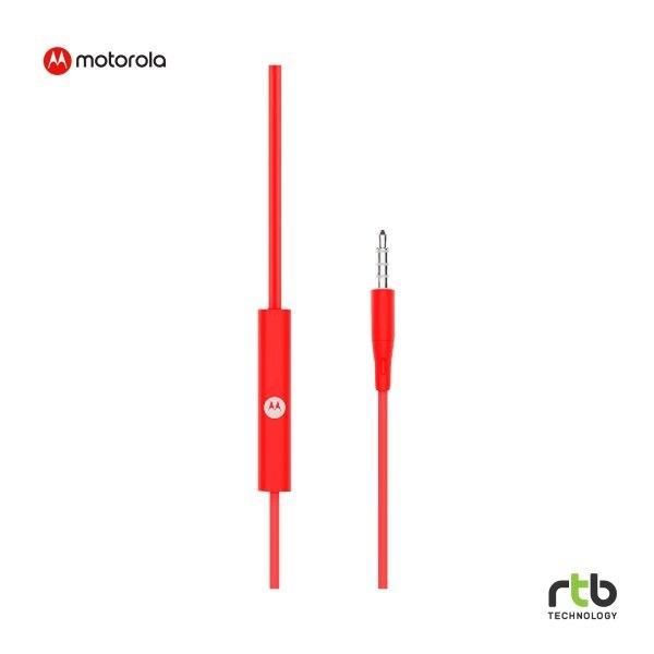 Motorola หูฟัง In-Ear รุ่น Pace 125 - Red