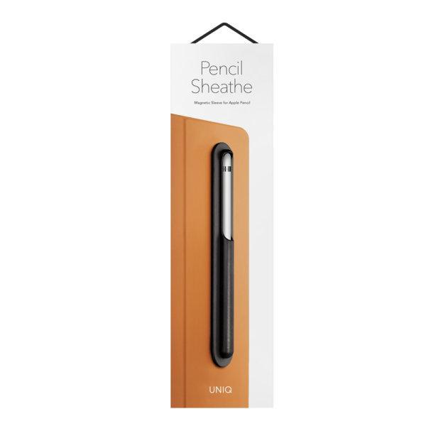 Uniq เคสปากกา Pencel Sheath Case Apple Pencil - Graphite (Black)
