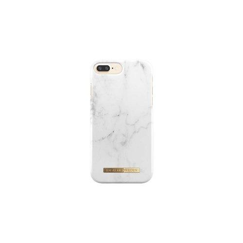 IDEAL FASHION CASE A/W 16 IPHONE 8/7/6/6SPLUS - WHITE MARBLE