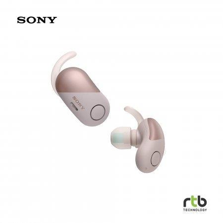 Sony หูฟังไร้สาย รุ่น WF-SP700N  Wireless Bluetooth In Ear Headphones