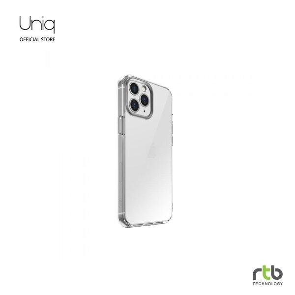Uniq Hybrid เคส iPhone 12 PRO MAX(6.7) Anti Microbial รุ่น LifePro Xtreme  - Clear