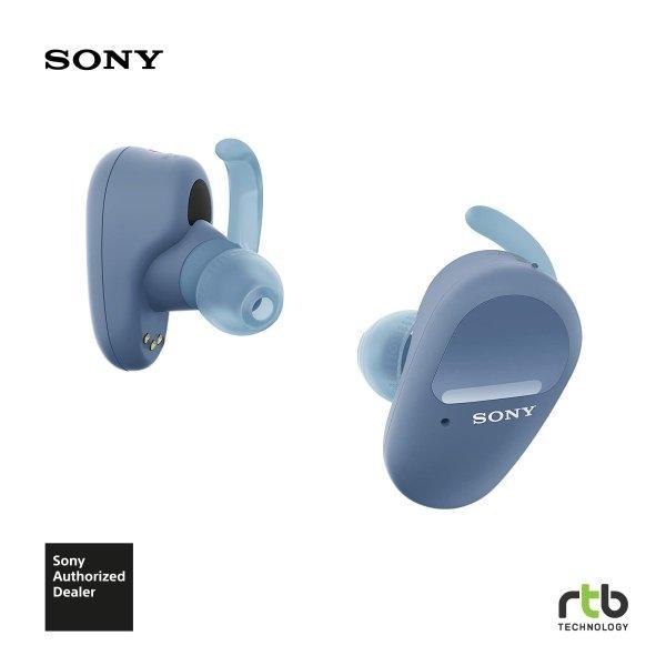 Sony หูฟังไร้สายการออกกำลังกาย รุ่น WF-SP800N True Wireless