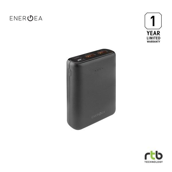 Energea Power Bank ComPac PQ1201 10000mAh Li-Lon PD + SMARTFC4.0