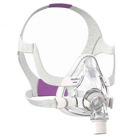 ResMed  AirFit F20 for Her CPAP Mask Size S (หน้ากากแบบครอบจมูกและปาก)