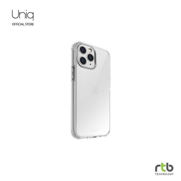 UNIQ Hybrid เคส iPhone 12/12 PRO(6.1) Anti Microbial รุ่น Air Fender - Nude
