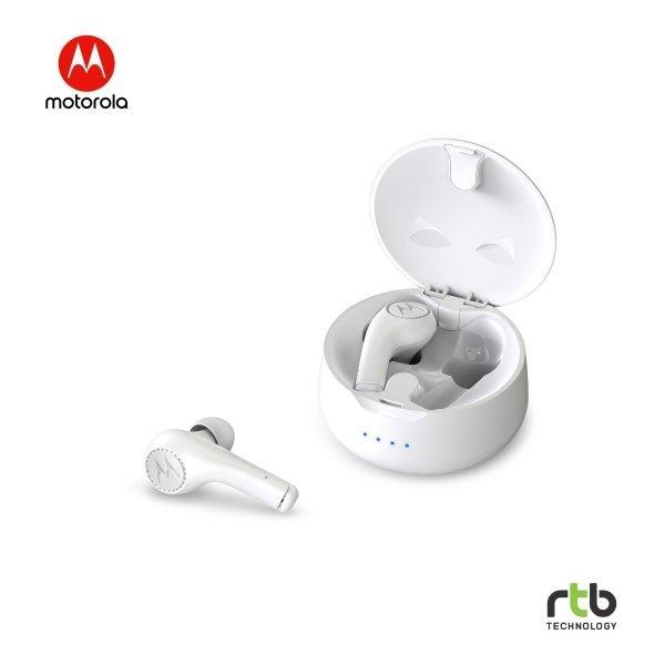Motorola หูฟังบลูทูธ True Wireless รุ่น VerveBuds 500 - White