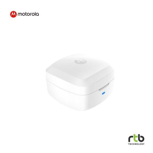 Motorola หูฟังไร้สาย True Wireless รุ่น VerveBuds 100 - White
